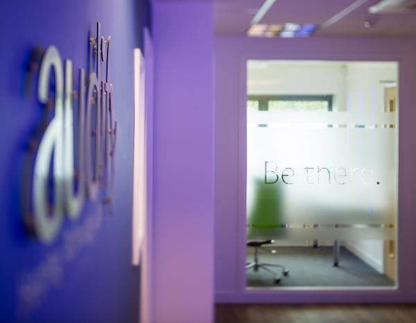 Audify Logo and Consulting Room