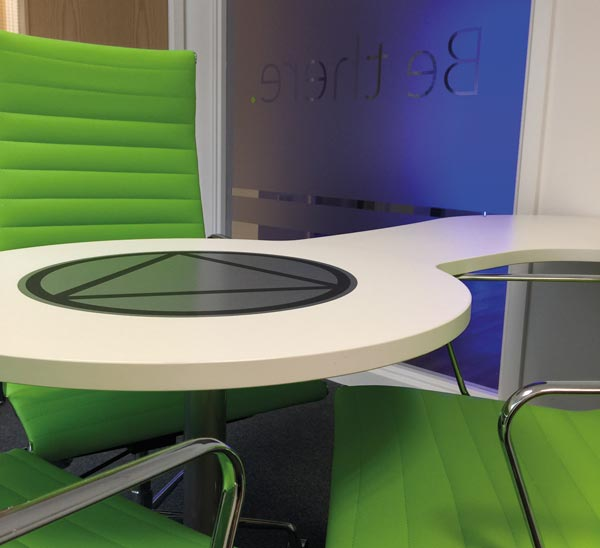The consulting rooms at Audify®|Exeter are designed to make collaboration on hearing easier