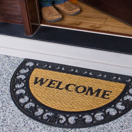Hearing is our welcome mat to opportunity so it's important to keep it ready and prepared